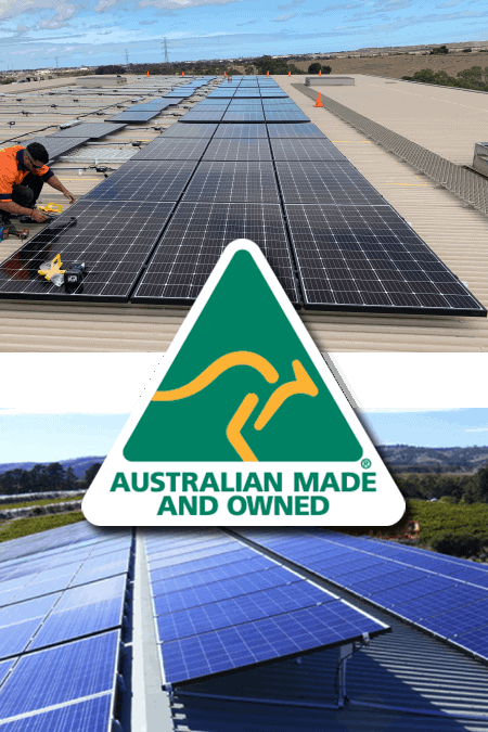 Solar energy for business
